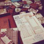 手帳エトセトラ